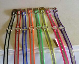 1 inch Reflective Dog Collar D Ring