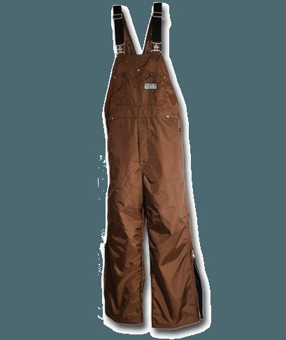 606470086a693 High N Dri Extended Sizes Brown Waterproof Bibs ⋆ Eisenhut Dog and ...