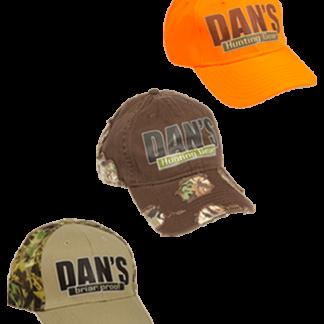 Dan's briarproof logo cap