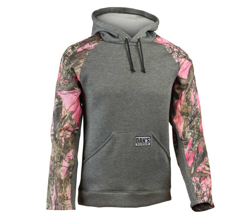 fa93236c78a7d ... Camo Briar Proof Clothing: Dans Hunting Sweatshirt Hoodie Pull-over  Briar ⋆ Eisenhut